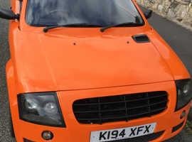 Banham X99 show-car