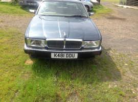 Jaguar XJ SALS, 1992 (K) Blue Saloon, Automatic Petrol, 120,000 miles