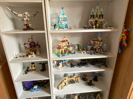 Lego collection, disney and Harry Potter