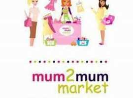 Ashford TW15 mum2mum nearly new baby/kids market 8th March