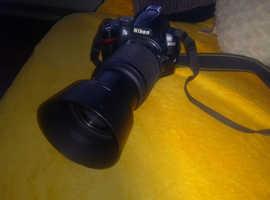 Nikon d3000 dslr