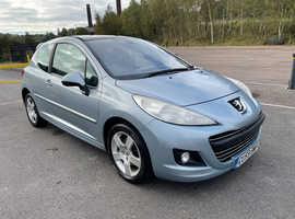 2009 (59) Peugeot 207 sport 1.6 Petrol, 12 months MOT, 72k miles