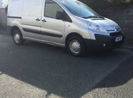 BARGAIN 11 Plate Citroen Dispatch*Twin Side Doors*3 Seats* £3750! No Vat