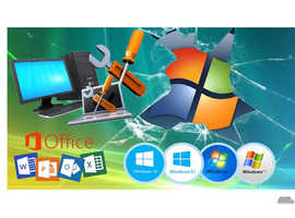 Computer, laptop diagnosis, repair, software fix. Remote \ local  Services for your PC / Laptop