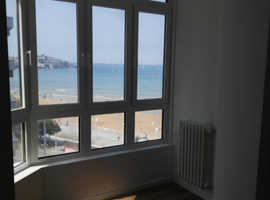 Beachfront apartment for sale in Gijon Spain