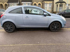 Vauxhall Corsa, 2009 (58) Blue Hatchback, Manual Petrol,