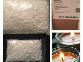 Soy Wax Flakes C3 100% Pure & Natural 1kg Excellent Quality