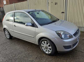 Ford Fiesta 1.25cc long mot no advisories drives fine