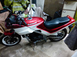 Kawasaki EX 500 Twin lovely condition