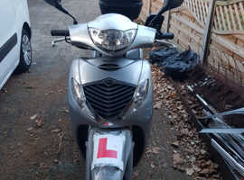 I'm selling This Scooter Because I Buyed A Car