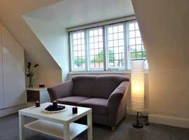 Hampstead Small Studio Flat NW3