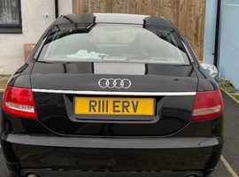 Audi A6, 2006 (06) Black Saloon, Manual Diesel, 139,000 miles