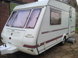 Compass Encore 420/02 Caravan- complete with equipment ready to go!