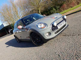 Mini MINI, 2014 (64) Grey Hatchback, Manual Petrol, 48,000 miles