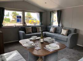 Static holiday homes in Poole at Rockley Park , Bournemouth , Christchurch Dorset