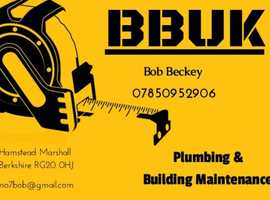 Reliable Plumbing & Building Maintenance Services offered