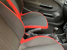 Vauxhall Corsa, 2012 (62) Red Hatchback, Manual Petrol, 82,884 miles