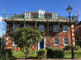 Top Lift Scaffolding Services Ltd - you local go-to scaffolders for all your scaffolding needs!