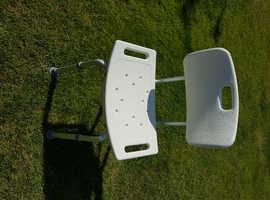 Shower chair/stool