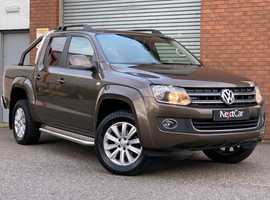 Volkswagen Amarok 2.0 BiTDI BlueMotion Tech 180 Highline Auto Double Cab Pick Up Try and Find a Better One! I Dare You!!.....Absolutely Stunning One O