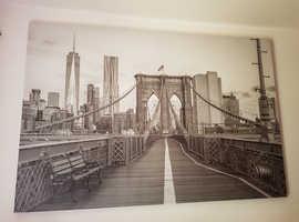 Big picture of london bridge