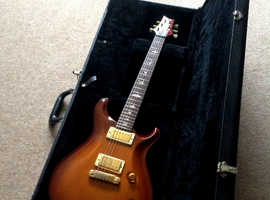 Paul Reed Smith PRS McCarty electric guitar made in USA which featured in the NAMM show