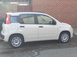 Fiat Panda, 2014 (14) Beige Hatchback, Manual Petrol, 18,500 miles