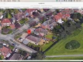 Bungalow in quiet area of Peterborough
