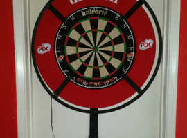 Unicorn On Tour Dartboard Kit