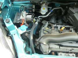 Suzuki Splash, 2002 (02) blue mpv, Automatic Petrol, 19850 miles