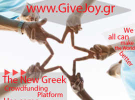 new  platform  crowdfunding
