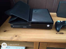 XBOX ONE ELITE EDITION - AS NEW