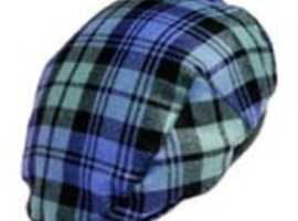 Tartan County Cap