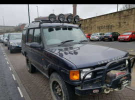 Land Rover Discovery V8 auto 1998 (S)  160,264 *LPG* like no other. NOT abused!!