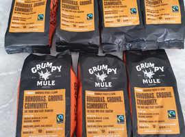 Grumpy Mule Coffee - Two Flavours