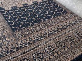 Lovely large rug