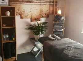 Male Sweedish/Deep Tissue Massage therapist