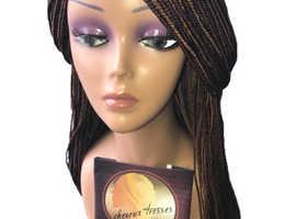 CheveuxTresses Wig Orekelewa-Tiny Box Braids #30/Burgundy Mix