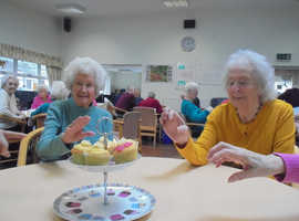 Day time Social club for local elderly residents