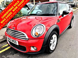 Mini MINI, 2012 (12) Red Hatchback, Manual Petrol, 91,658 miles