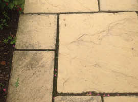 Sandstone Paving Slabs