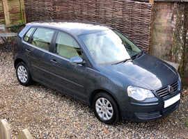 Volkswagen Polo, 2007 (07) Grey Hatchback, 5 Doors, Automatic, Petrol, 42,000 miles