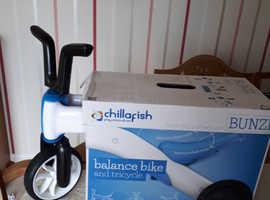 Chillafish Bunzi Balance Bike