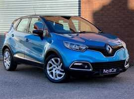 Renault Captur 1.5 DCI Dynamique Media Nav Energy £0 Road Tax and a Full Service History with this Value Priced Captur
