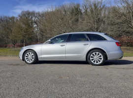 Audi A6, Avant 3.0 TDI Quattro 2014, Silver Automatic Diesel, 118,000 miles