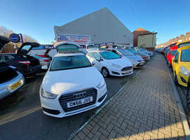 Audi A1, 2017 (66) White Hatchback, Manual Diesel, 45,141 miles
