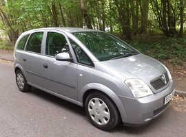 Vauxhall Meriva New Mot Nice Car Drives Fine.