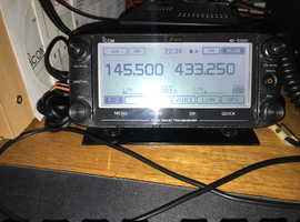 Icom id 5100e deluxe version
