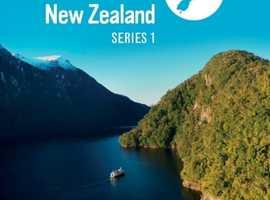 coast new zealand series 1 dvd.