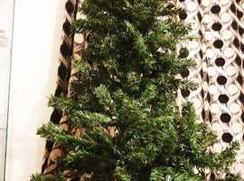 6ft Christmas Tree Excellent Condition Boxed